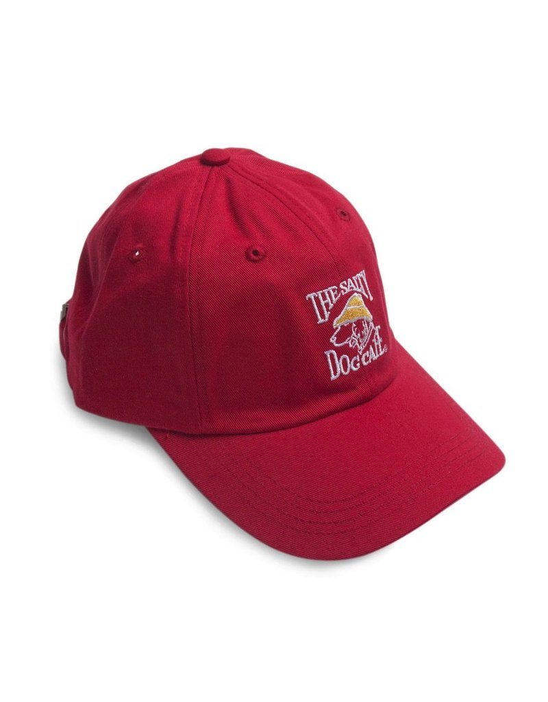 Hat Youth 5-12 Hat in Red