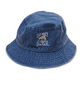 AHead Youth Bucket Hat in Navy