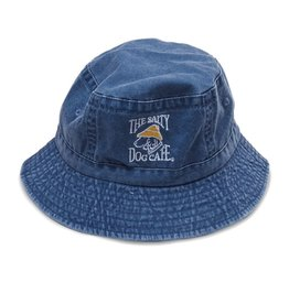 Hat Youth Bucket Hat in Navy