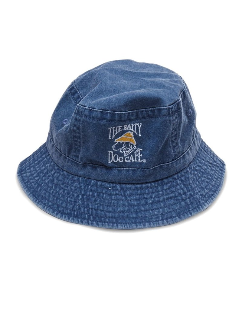 AHead Youth Bucket Hat in Navy
