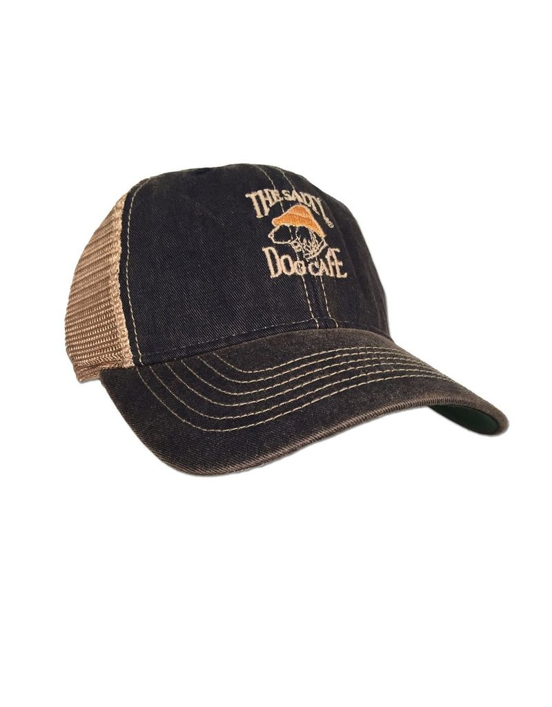 Legacy Youth Old Favorite Trucker Hat in Navy