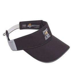 Hat Cool Max Visor in Black
