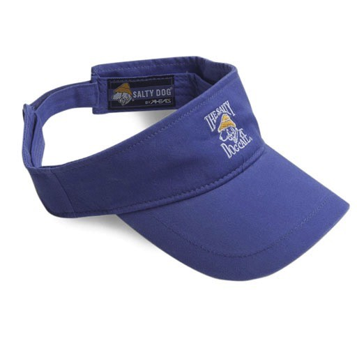 AHead Women's Visor in Periwinkle