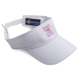 Hat Women's Visor in White