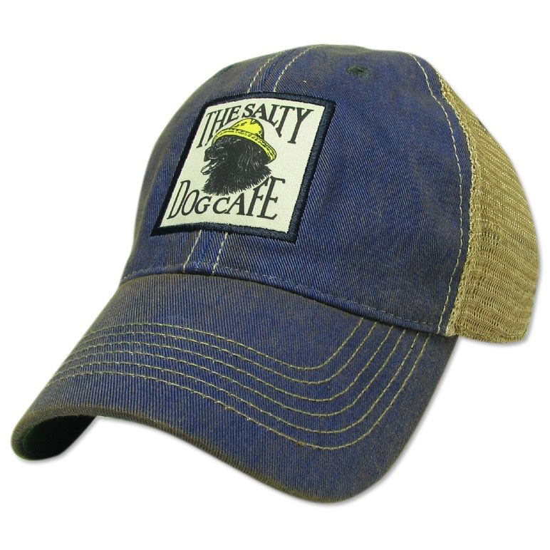 Legacy Old Favorite Trucker Vintage Jake Hat in Blue