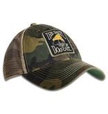 Hat Old Favorite Trucker Hat in Camo