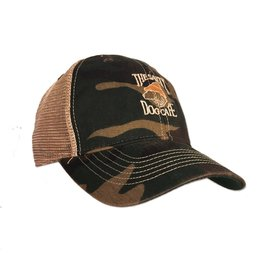 Hat Youth Old Favorite Trucker Hat in Camo