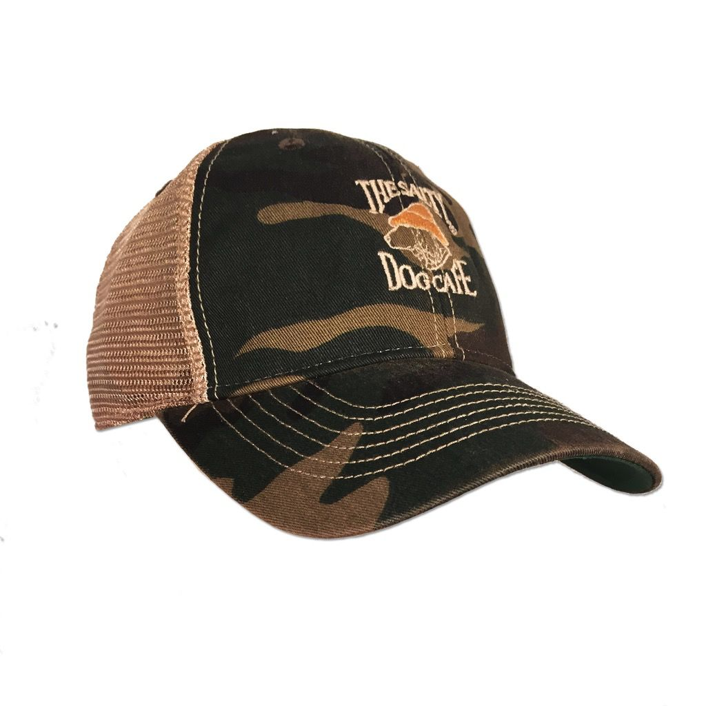 Legacy Youth Old Favorite Trucker Hat in Camo