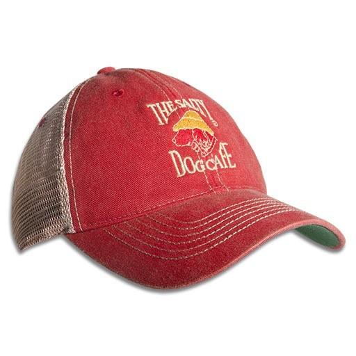 Legacy Old Favorite Trucker Hat in Scarlet