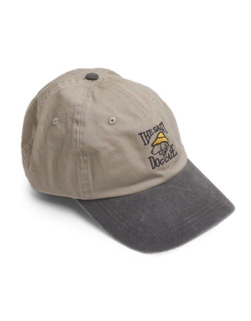 Hat Pigment Dyed Hat in Bone/Black