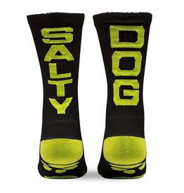 Footwear Socks in Black/Yellow