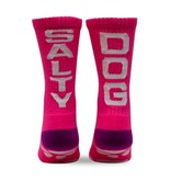 Fuel Socks in Pink/Purple