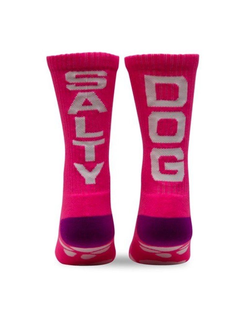 Footwear Socks in Pink/Purple