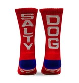 Footwear Socks in Red/Royal