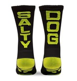 Footwear Youth Socks in Black/Yellow
