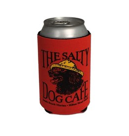 Salty Dog Can Holder in Blaze Orange