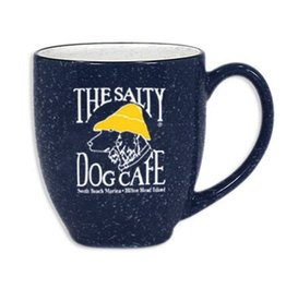 Salty Dog Bistro Mug in Cobalt