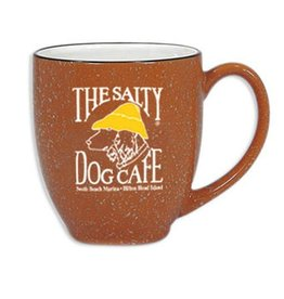 Salty Dog Bistro Mug in Orange