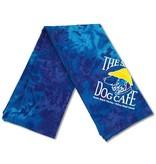 Specialty Items Blue Tie Dye Large Bandana