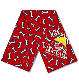 Specialty Items Tossed Bones Large Bandana