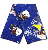 Specialty Items Snowmen Large Bandana