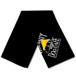 Specialty Items Black Large Bandana