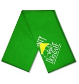Salty Dog Green Large Bandana