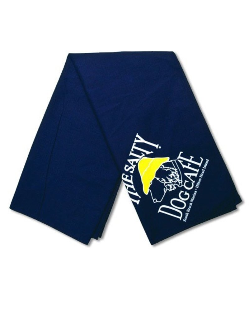 Specialty Items Navy Large Bandana