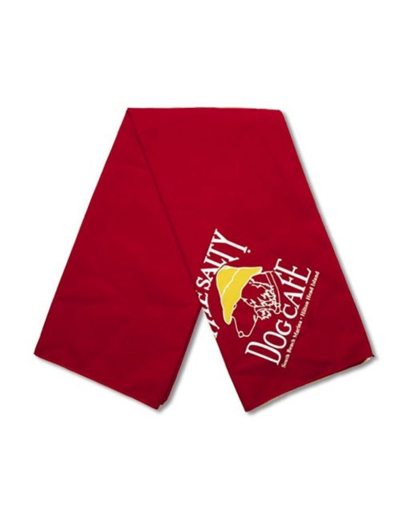 Specialty Items Red Large Bandana