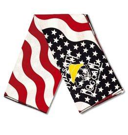 Salty Dog American Flag Large Bandana