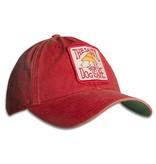 Hat Old Favorite Hat in Scarlet