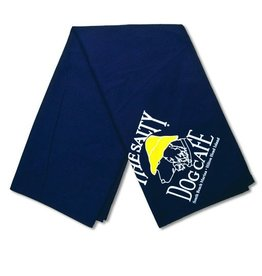 Specialty Items Navy Small Bandana