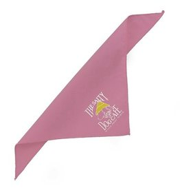 Specialty Items Light Pink X-Small Bandana