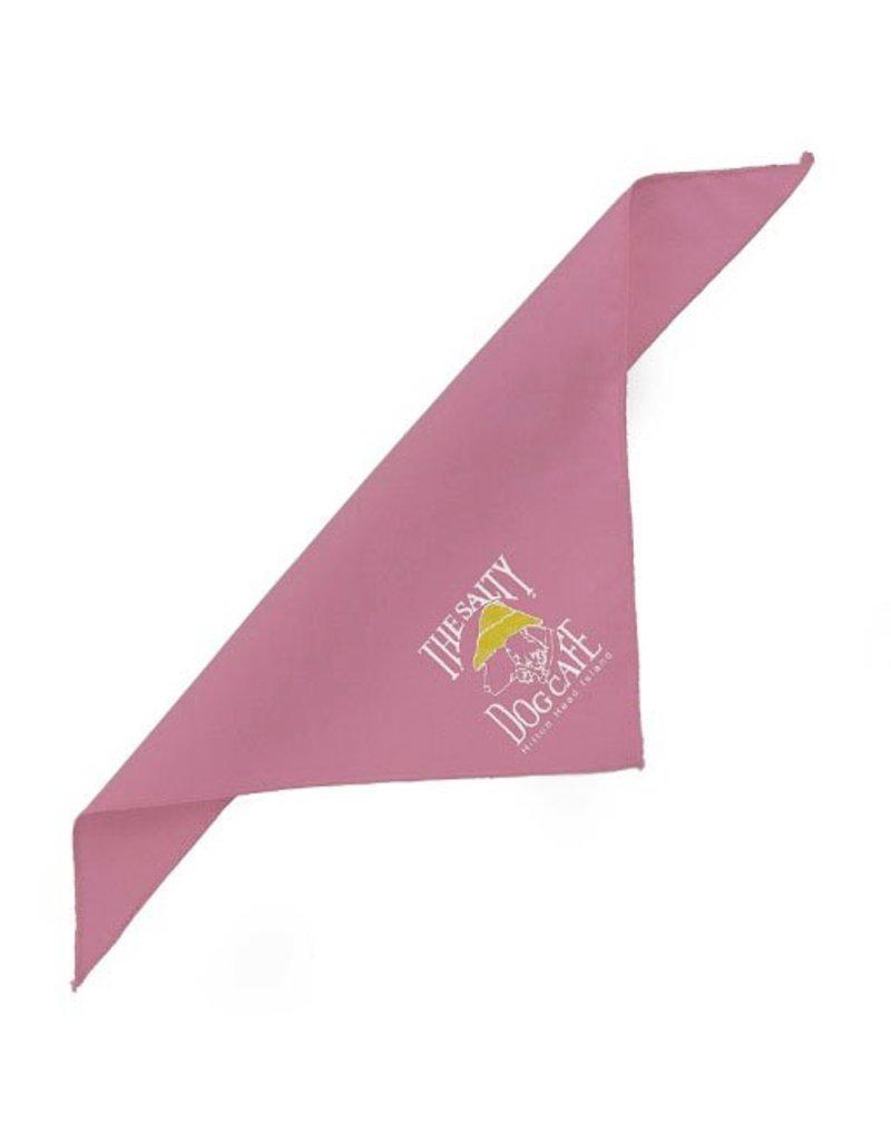 Specialty Items Light Pink X-Small Bandana