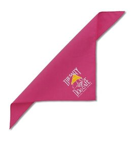 Specialty Items Pink X-Small Bandana
