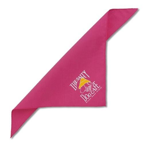 Salty Dog Pink X-Small Bandana