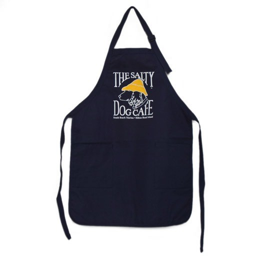 Augusta Apron in Navy