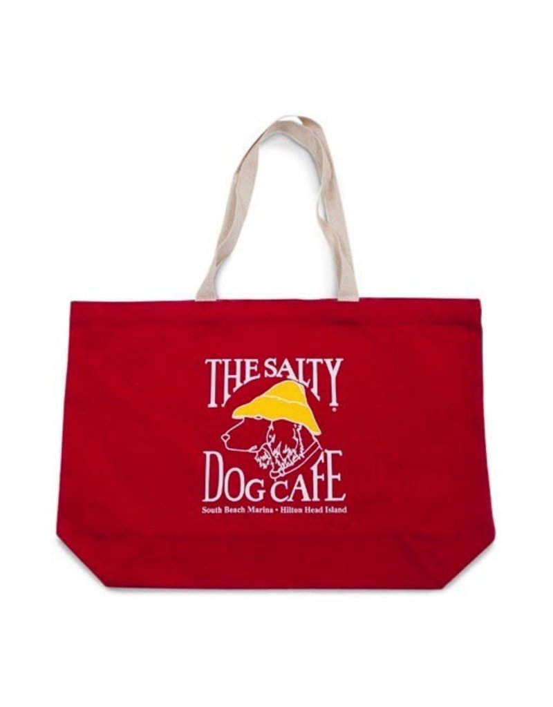 Specialty Items Deluxe Tote in Red