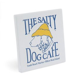 Salty Dog Sandstone Coaster