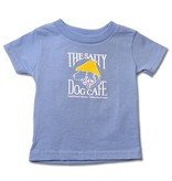 LAT Apparel Infant Tee in Light Blue