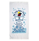 Pet Silly Bath Towel