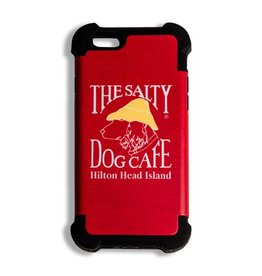 Salty Dog iPhone 6/6s Cover in Black/Red