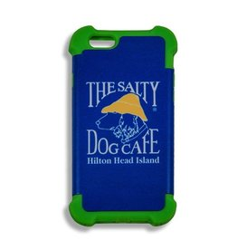 Salty Dog iPhone 6/6s Cover in Green/Turquoise