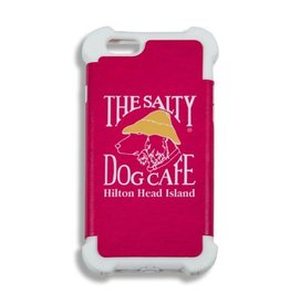 Salty Dog iPhone 6/6s Cover in White/Pink