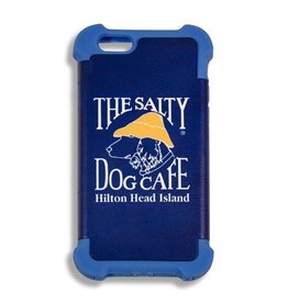 Salty Dog iPhone 6/6s Cover in Light Blue/Royal