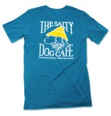 Canvas Tri-Blend Short Sleeve in Aqua