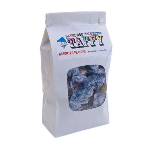 Salty Dog Assorted Flavors Taffy