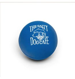 Salty Dog Rubber Ball in Blue