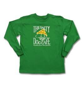Specialty Prints Youth St. Patty Dog Long Sleeve