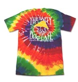 T-Shirt Tie Dye Short Sleeve in Moondance